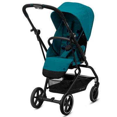 Buggy eezy S twist+ Cybex - river blue (turquoise)