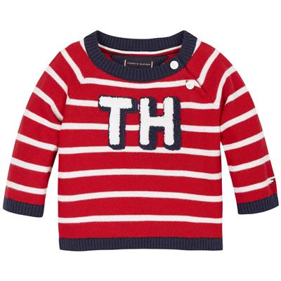 Pullovers Tommy Hilfiger - deep crimson