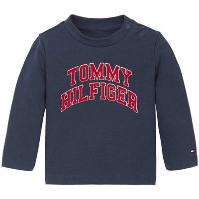 Hemd Tommy Hilfiger - twilight navy