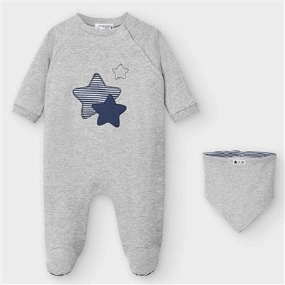 Pyjama met slab Mayoral - gray