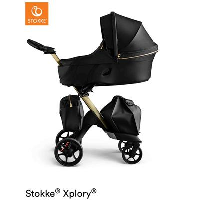*Kinderwagen Xplory (gold limited edition) Stokke®