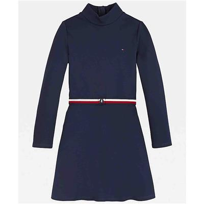 Jurk essential Tommy Hilfiger - twilight navy