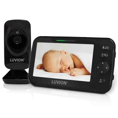 Videobabyfoon icon deluxe (black edition) Luvion