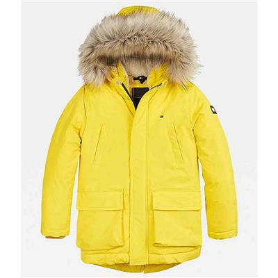 Jas padded Tommy Hilfiger - valley yellow