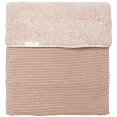 Laken bed Vik Koeka - grey pink