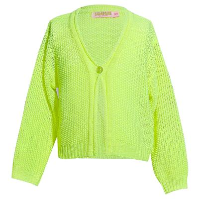 Gilet march Someone - fluo yellow