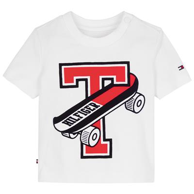 T-shirt Tommy Hilfiger - white