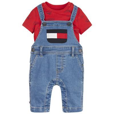 Ensemble Tommy Hilfiger - denim medium