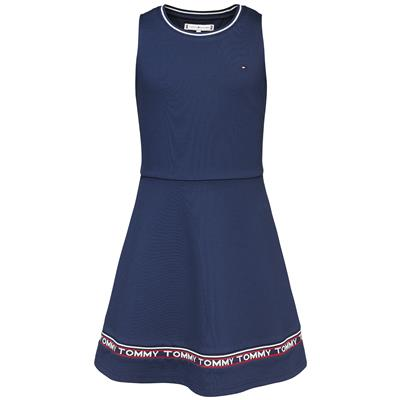 Jurk milano Tommy Hilfiger - twilight navy