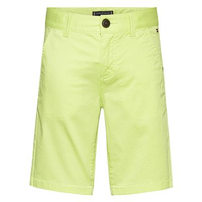 Short chino Tommy Hilfiger - sour lime