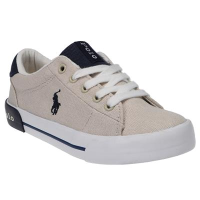 Sneakers Graffyn Ralph Lauren - tan-navy