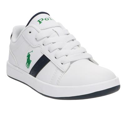 Sneakers Oakview Ralph Lauren - white-navy-green