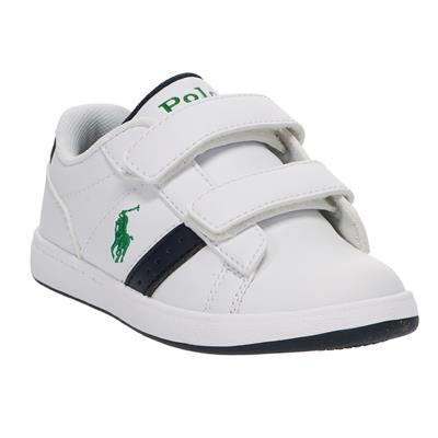 Schoenen Oakview Ralph Lauren - white-navy-green