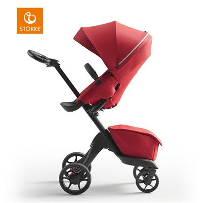 Kinderwagen Xplory X Stokke® - ruby red