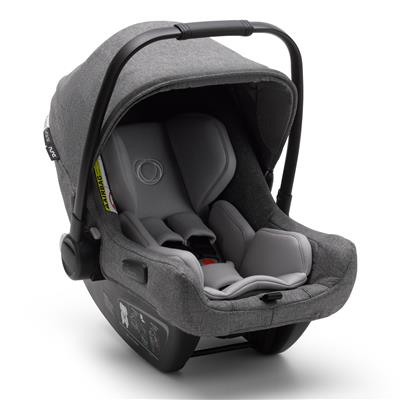 Autozitje maxi-cosi turtle air Bugaboo by Nuna - grey